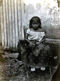Menina Pobre de Manaus - Missão Thayer.O Livro Viagem ao Brasil (1865-1866)