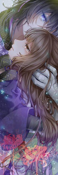Tags: Anime, Pixiv Id 1092721, Ken ga Kimi, Kayo (Ken ga Kimi), Tsuzuramaru