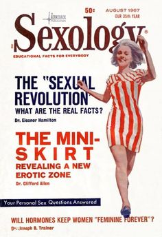 "Very Interesting. I wonder when the term ""sexology"" was coined."