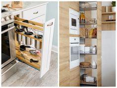 dans la cuisine, à chaque objet son rangement | rangement cuisine