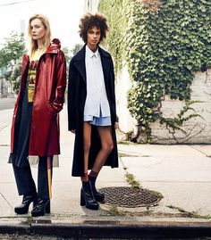 Zara's Cheaper Line Is Suddenly So Edgy, It's Almost Unrecognisable via @WhoWhatWearUK