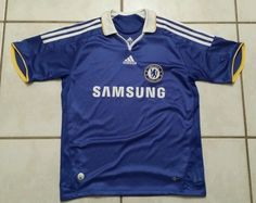 ADIDAS Chelsea F.C. Soccer Jersey Youth XL #adidas #Chelsea