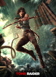 Lara Croft - Tomb Raider - Nagy Norbert