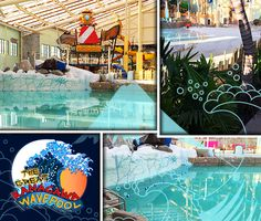 Catch some waves at Aquatopia in the Pocono Mountains! #CamelbackLodge