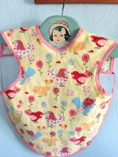 Sew Unique Threads The Baby Bib Tutorial Bibs Patterns Sewing For Kids