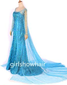 Hey, I found this really awesome Etsy listing at https://www.etsy.com/listing/188374849/elsa-costume-elsa-dress-queen-elsa