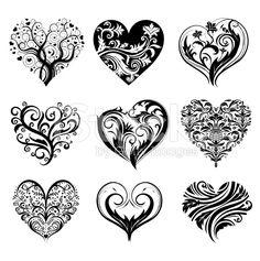 cuore gotico - Cerca con Google