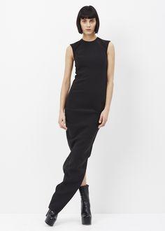 Rick Owens Dovima Long Dress (Black)