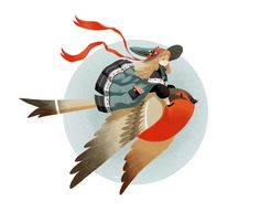 brutal moineau: Big Bird!