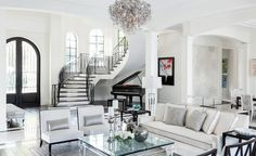 Have you ever wondered why do we love luxury interiors so much? Image Via: Marilee Bentz Designs, Inc.