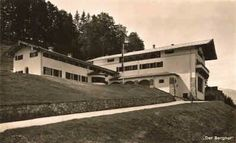 The Berghof, Berchtesgaden, after remodelling in 1936 (compare the difference to original Haus Wachenfeld).