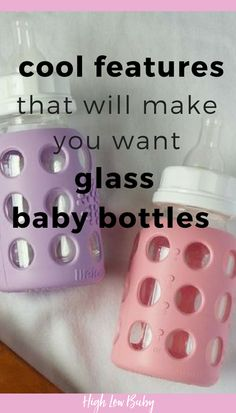 Baby registry must haves: glass baby bottles. Life Factory bottles have cool fea. Baby registry must haves: glass baby bottles. Life Factory bottles have cool features that will make you want to switch to glass. Source by highlowbaby Baby Registry Must Haves, Baby Must Haves, Baby Bottle Organization, Glass Baby Bottles, Baby Supplies, Bottle Feeding, First Baby, Trendy Baby, Baby Care