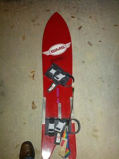 Old Sims Snowboard Value