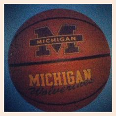 Go Blue! Let's take that title! Miss Michigan, Michigan Ohio, Michigan Go Blue, University Of Michigan, Michigan Wolverines, Basketball Uniforms, College Basketball, I In Team, Playing For Keeps