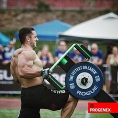 Crossfit Games 2013 - Khalipa and 'the Pig' #crossft #crossfitgames2013