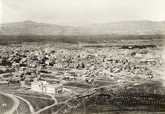 Pascal Sebah. Άποψη της Αθήνας από τον Λυκαβηττό, περίπου 1872. © Νεοελληνική Ιστορική Συλλογή Κωνσταντίνου Τρίπου – Φωτογραφικό Αρχείο Μουσείου Μπενάκη
