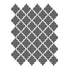 Resultado de imagem para moroccan stencil