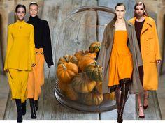 orto inspiration_color zucca http://www.lortodimichelle.it/2015/09/autunno-inverno-2015-2016-orto-color-inspiration-zucca.html