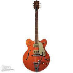 Gretsch Chet Atkins 6120 Orange 1967 - Chicago Music Exchange