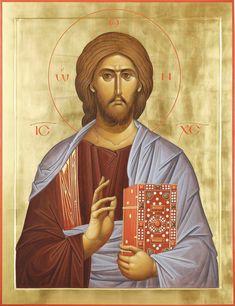 Religious Icons, Religious Art, Light Of Christ, Sign Of The Cross, Byzantine Art, Son Of God, Orthodox Icons, Medieval Art, Christian Art
