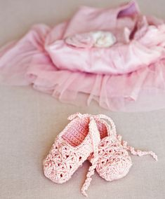Craft Passions: Point Shoes ballet shoes .# free # crochet  patter...