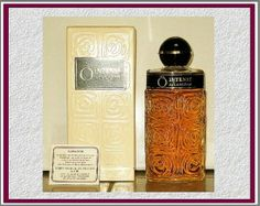 Lancome's O'Intense is a concentrated eau de parfum that was released in 1986 and is not in production any longer.
