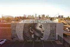 "MAC ART: ""Nuestra Gente"" : New mural in Phoenix"
