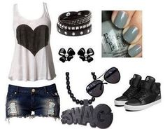 Swag outfit.