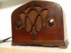 "Emerson 250 AW (1932) ""Antique radio"", ""Tube radio"""