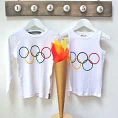 Cici Bean: DIY Olympic Crafts & Accessories