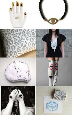 All Seeing Eye by Heather Torre on Etsy--Pinned with TreasuryPin.com