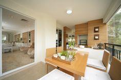 Varanda empreendimento Floris Bosque Residencial #RJ / Floris Bosque Residencial Terrace