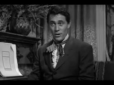 """Monk shocks Paladin (and others) by his beautiful singing voice, in the HAVE GUN, WILL TRAVEL episode: """"Love's Young Dream. Old Western Actors, Ken Curtis, Nostalgic Music, Restless Heart, Clint Walker, Tv Westerns, Gospel Music, Best Songs, American Singers"""