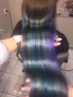 Wykonanie: Ewelina www.fryzjer.lublin.pl #influx #goldwell #hairstyle #dyed #color #elumen #lublin #fryzjer #włosy