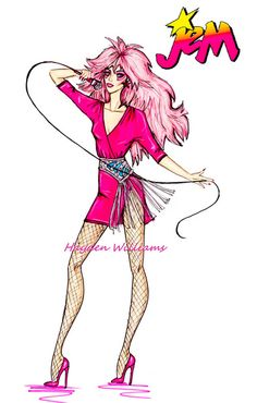 Jem 'Truly Outrageous!' by Hayden Williams - Memories