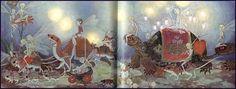 Items similar to Dorothy Lathrop 1931 The FAIRY CIRCUS Graceful Turtles Performing Acrobats Original Edition Book Art Illustration on Etsy Vintage Magazines, Vintage Books, Art Database, Book Illustration, Artist Art, Pretty Pictures, Art Nouveau, Book Art, Fairy Tales