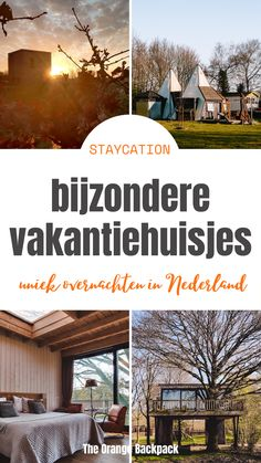 Places To See, Netherlands, Holland, Tiny House, Planets, Pergola, To Go, Outdoor Structures, Camping