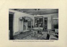 Bungalows- their Decor 1911