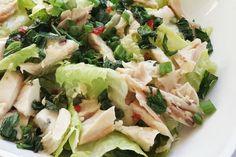 Vietnamese Chicken and Mint Salad (Goi Ga)