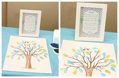 Thumbprint Wedding