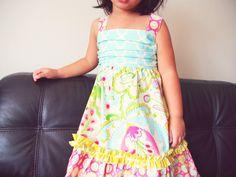 Usha+Twirl+dress+PDF+maxi+dress+pattern+tween+teen+by+Tikatuly