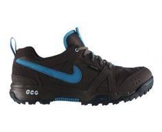 Nike Lady ACG Rongbuk GORE-TEX Waterproof Walking Shoes - 7 - Grey Nike. $59.95