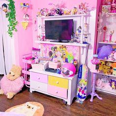 Magical Room, Kawaii Bedroom, Otaku Room, Sailor Moon Aesthetic, Cute Bedroom Ideas, Game Room Design, Room Design Bedroom, Cool Rooms, Miscellaneous Things
