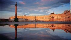 The State Hermitage Museum in St. Petersburg, Russia, got a nod for Best Architecture & Spatial Design.