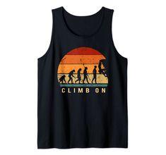 Klettern Evolution - Climbing Bouldern Bergsteigen #Bouldering #Climbing #Funny #Illustration #Drawing #T-Shirt #Klettern #Bergsteigen #Geschenk #Felsklettern Climbing, Evolution, Tank Man, Shirts, Drawing, Funny, Illustration, Mens Tops, Clothes