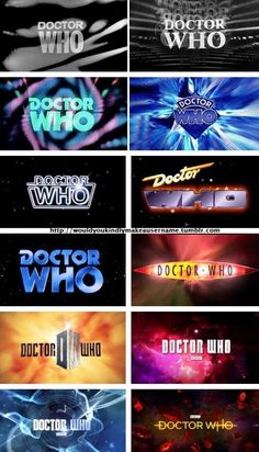 Doctor Who Through the Ages