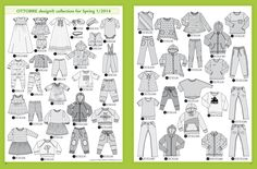 Clothing Patterns, Diagram, Couture, Magazine, Sewing, Barn, Tutorials, Patterns, Baby Dolls