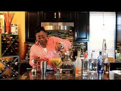 """Liberian Girl"" Cocktail"