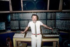 """Adult Swim parodies synth legends Giorgio Moroder, Vangelis and Wendy Carlos in their latest special. Titled """"Live at the Necropolis: Lords of Synth,"""" the Wendy Carlos, Italo Disco, E Mc2, Daft Punk, Bbc Radio, Feeling Loved, Electronic Music, Dance Music, Outfit"""