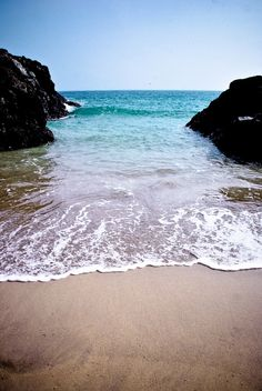 Beach / Kynance Cove, UK